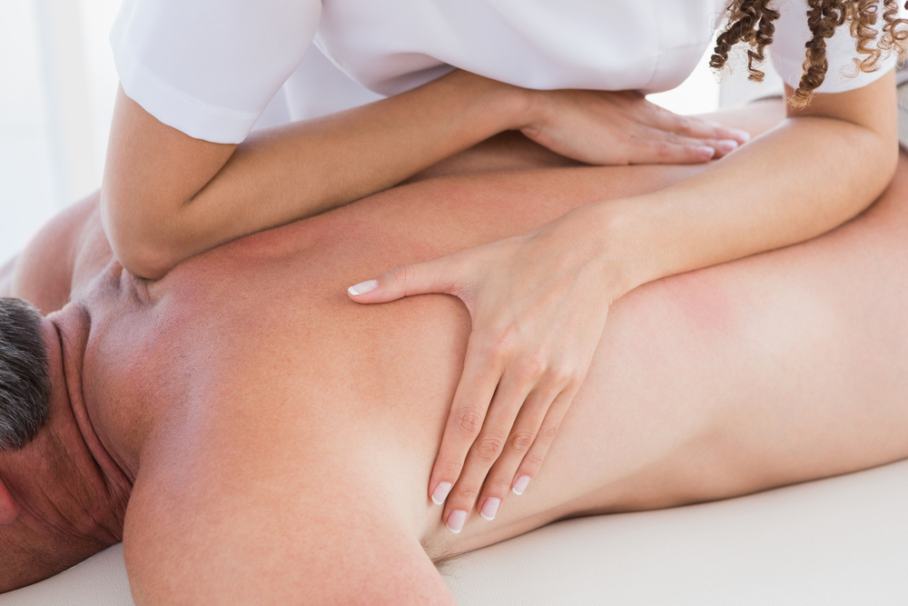 Deep Tissue Massage in Houston TX
